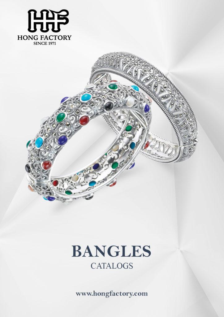 Marcasite Jewelry catalogs Bangle