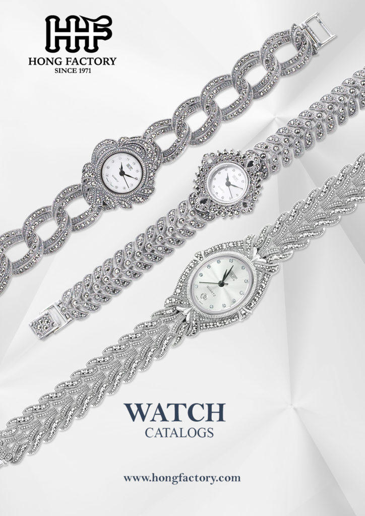 Marcasite Jewelry catalogs Watch