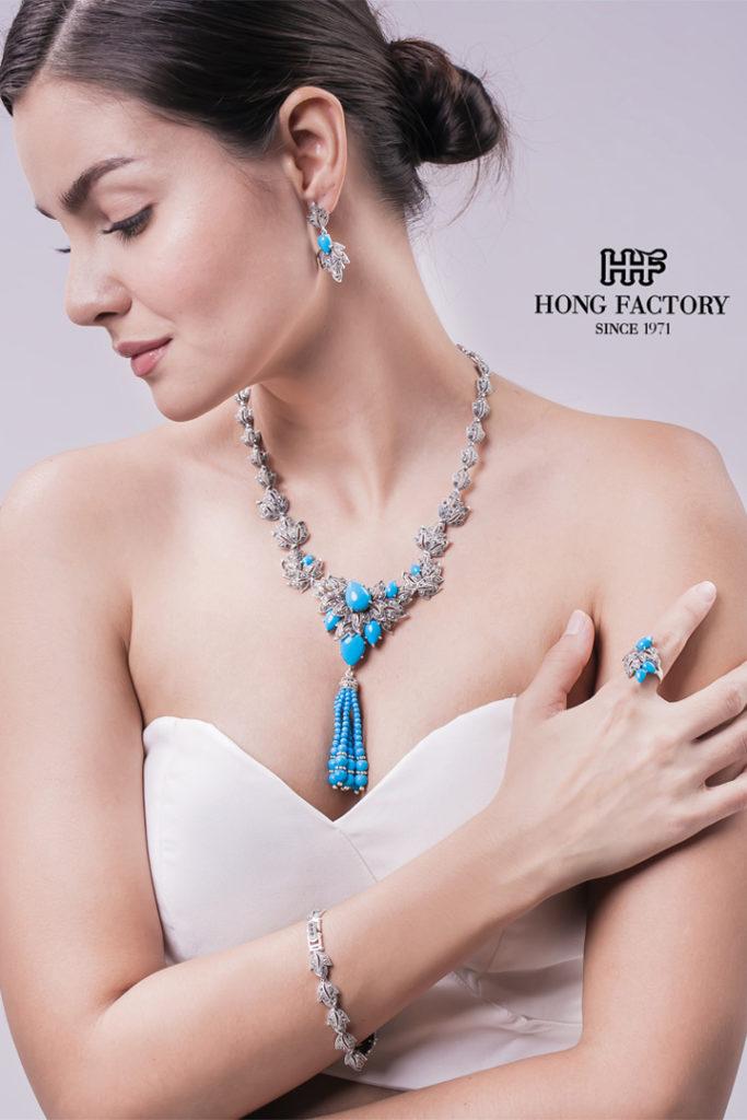 jewelry modeling