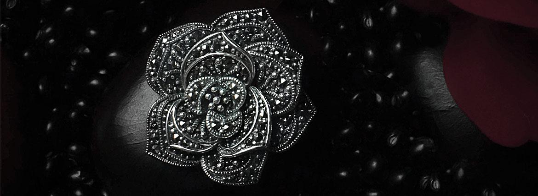jewelry marcasite