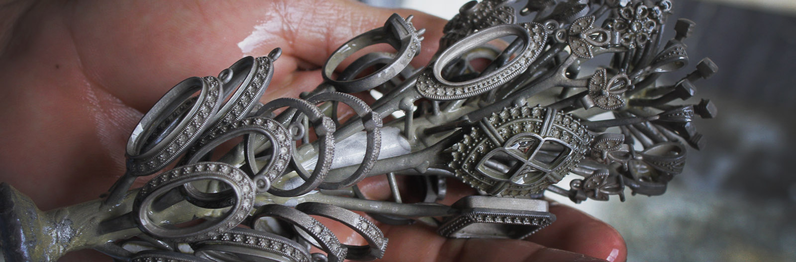 Jewelry Factory for Silver and Marcasite since 1971