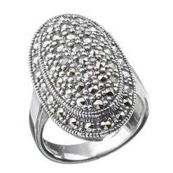 Marcasite jewelry ring HR0031 1