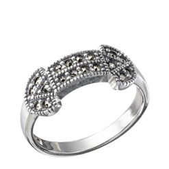 Marcasite jewelry ring HR0039 1