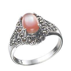 Marcasite jewelry ring HR0045 1