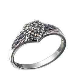 Marcasite jewelry ring HR0069 1