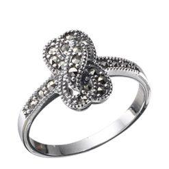Marcasite jewelry ring HR0082 1