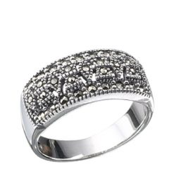 Marcasite jewelry ring HR0088 1