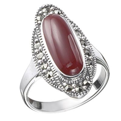 Marcasite jewelry ring HR0107 1