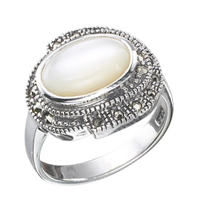 Marcasite jewelry ring HR0144 1