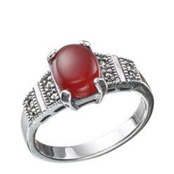 Marcasite jewelry ring HR0147 1