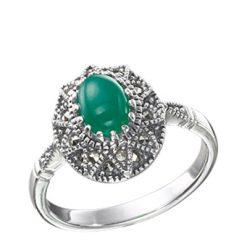 Marcasite jewelry ring HR0148 1
