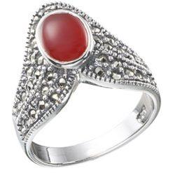 Marcasite jewelry ring HR0224 1