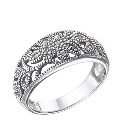 Marcasite jewelry ring HR0230 1