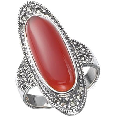Marcasite jewelry ring HR0245 1