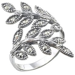 Marcasite jewelry ring HR0246 1