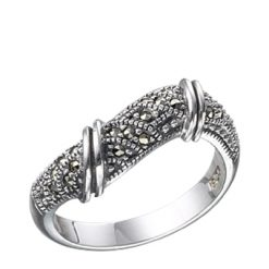 Marcasite jewelry ring HR0260 1