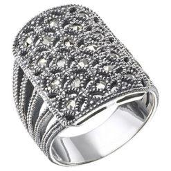 Marcasite jewelry ring HR0270 1