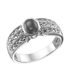 Marcasite jewelry ring HR0313 1