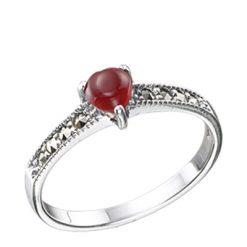 Marcasite jewelry ring HR0324 1