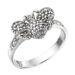 Marcasite jewelry ring HR0364 1