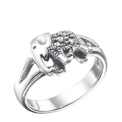 Marcasite jewelry ring HR0369 1