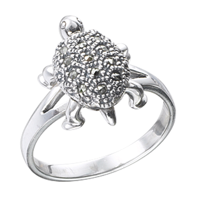 Marcasite jewelry ring HR0416 1