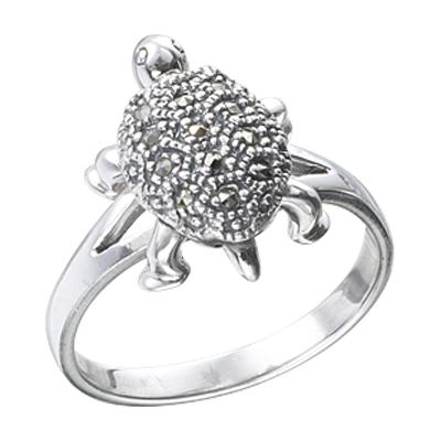 Marcasite jewelry ring HR0416 1