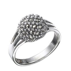 Marcasite jewelry ring HR0417 1
