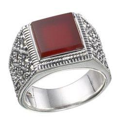 Marcasite jewelry ring HR0421 1