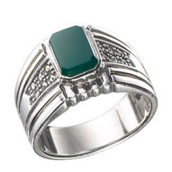 Marcasite jewelry ring HR0438 1