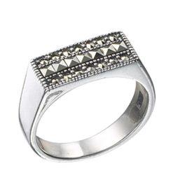 Marcasite jewelry ring HR0453 1