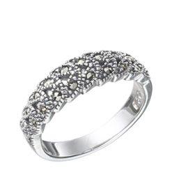 Marcasite jewelry ring HR0455 1