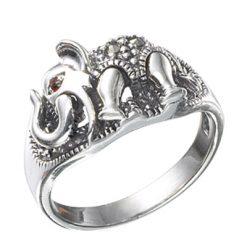 Marcasite jewelry ring HR0464 1