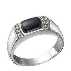 Marcasite jewelry ring HR0473 1