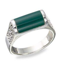 Marcasite jewelry ring HR0504 1