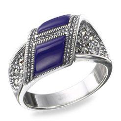 Marcasite jewelry ring HR0530 1