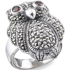 Marcasite jewelry ring HR0534 1