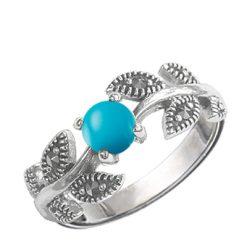 Marcasite jewelry ring HR0608 1