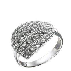 Marcasite jewelry ring HR0627 1