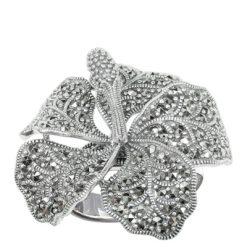 Marcasite jewelry ring HR0633 1