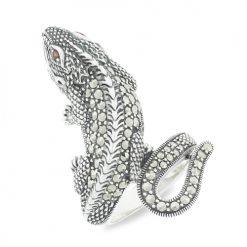 Marcasite jewelry ring HR0664 1