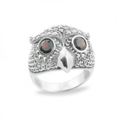 Marcasite jewelry ring HR0669 1