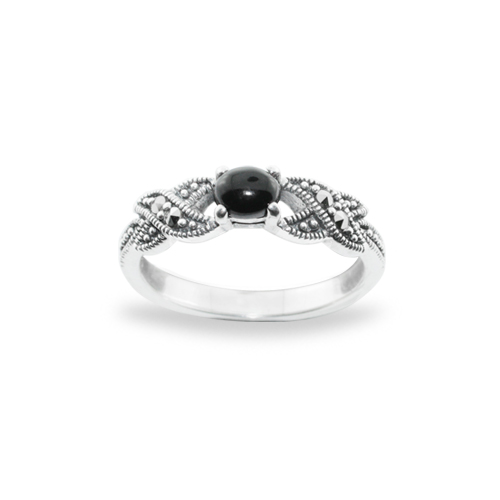 Marcasite jewelry ring HR0670 1