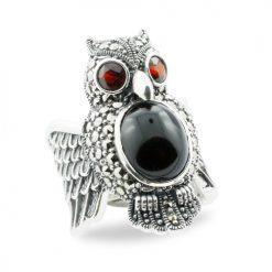 Marcasite jewelry ring HR0675 1