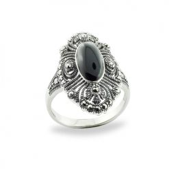 Marcasite jewelry ring HR0681 1