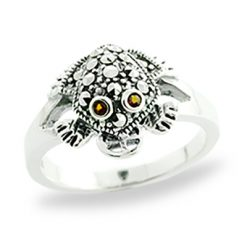 Marcasite jewelry ring HR0845 1