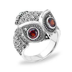 Marcasite jewelry ring HR0849 1