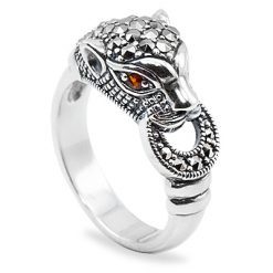 Marcasite jewelry ring HR0855 1