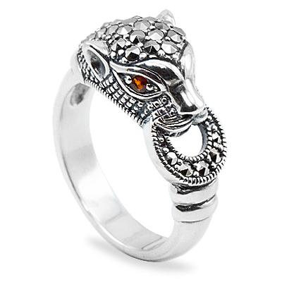 Marcasite jewelry ring HR0855 1