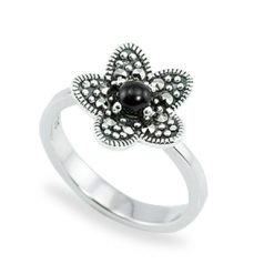 Marcasite jewelry ring HR0861 1